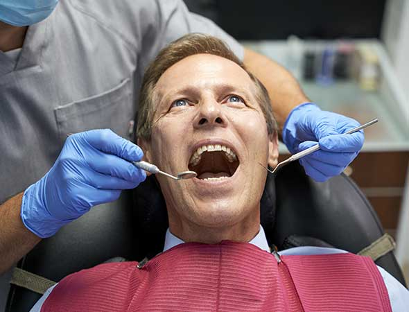 century dental Cater to Adults and Seniors